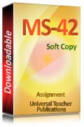 MS-42 Solved Assignment Capital Investment and Financing Decisions