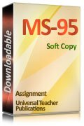 MS-95 Solved Assignment Research Methodology for Management Decisions